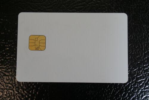 Atmel AT88SC153 Blank PVC Card 10pcs High Quality .30 Mil Smart Card