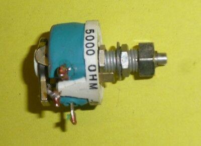Draht Poti Widerstand Potentiometer  1 K Ohm 4 Watt  *