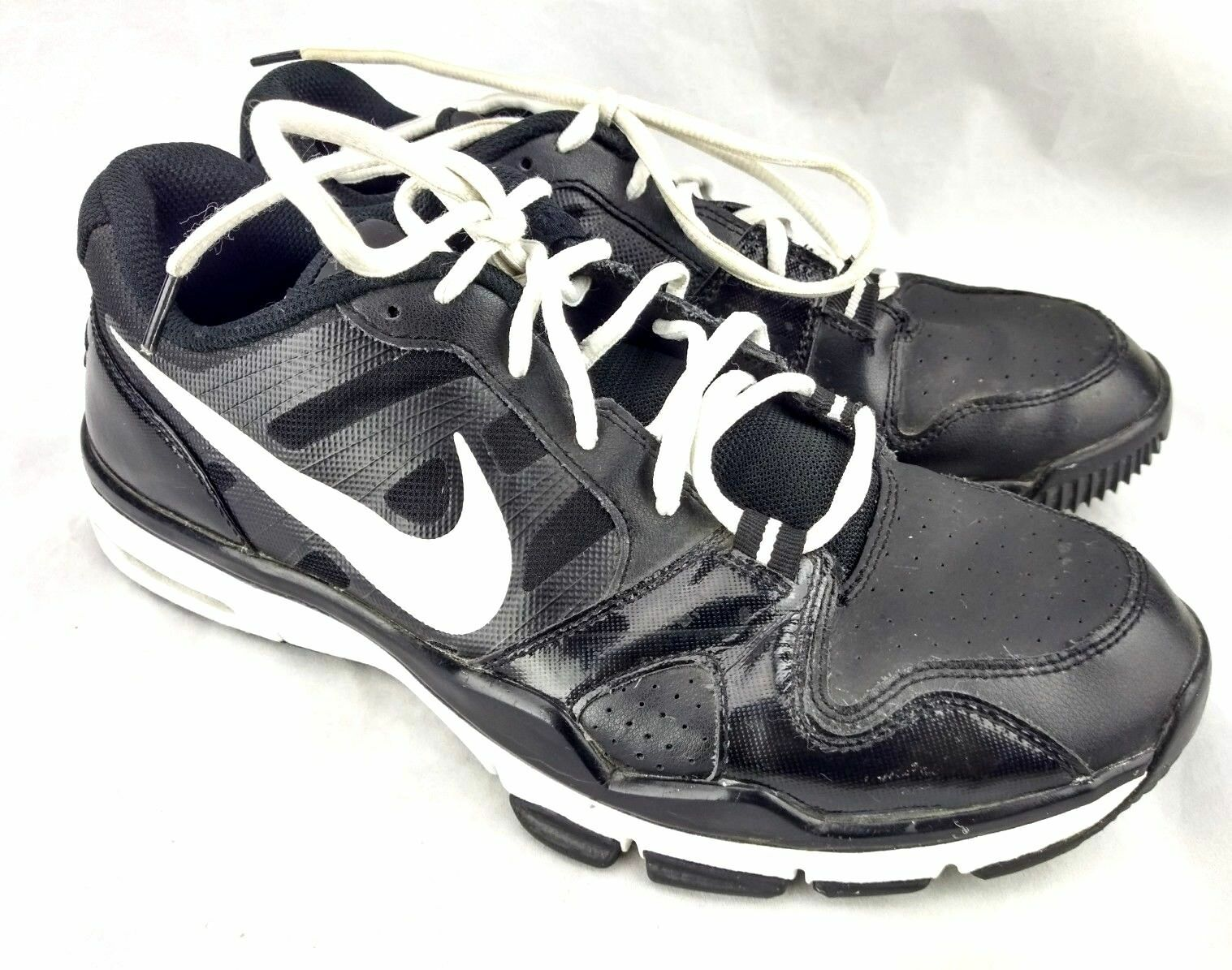 Nike Flywire Trainer 1.0 431848-010 Mens US 11 Eu 45 Running Sneaker Shoe 128-9