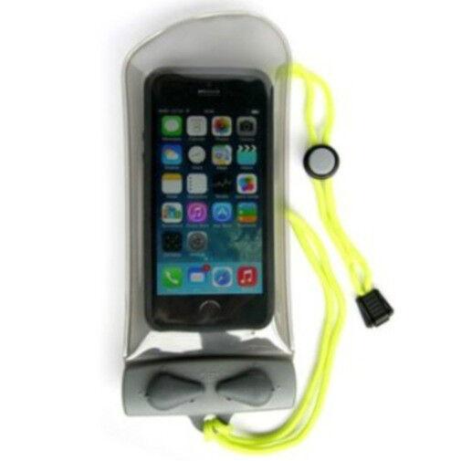 AQUAPAC WATERPROOF PHONE CASE IPHONE 4 4S 5 5S & 6 GALAXY S3 S4 S5 BEACH POOL