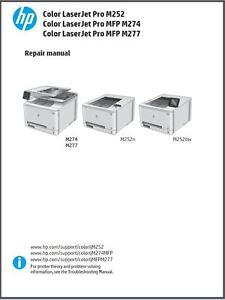 hp clj cp2025 service manual pdf