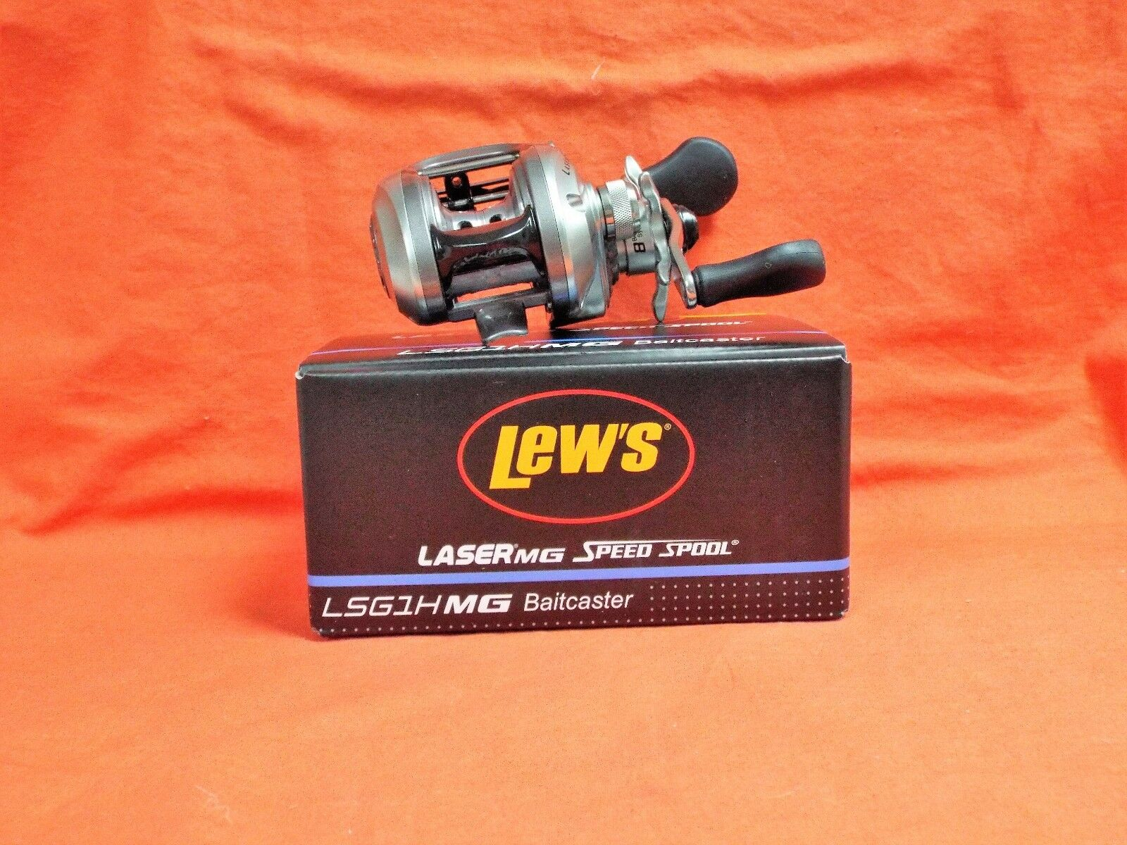 LEW'S Laser MG Speed Spool Series Baitcast  Reel Gear Ratio 6.4 1  LSG1HMG  more affordable