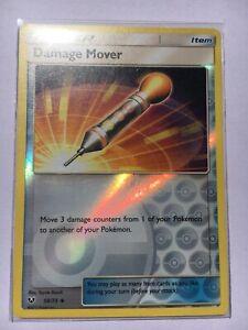 Damage Mover Uncommon Reverse Holo 58//73 Pokemon Shining Legends NM//M