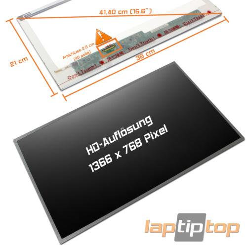 "IBM Lenovo sl510 Display a LED SCREEN 15,6/"" opaco"