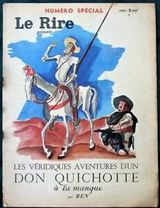 Don-Quixote-French-Socialist-Prime-Minister-Blum-1939-French-Magazine-Le-Rire