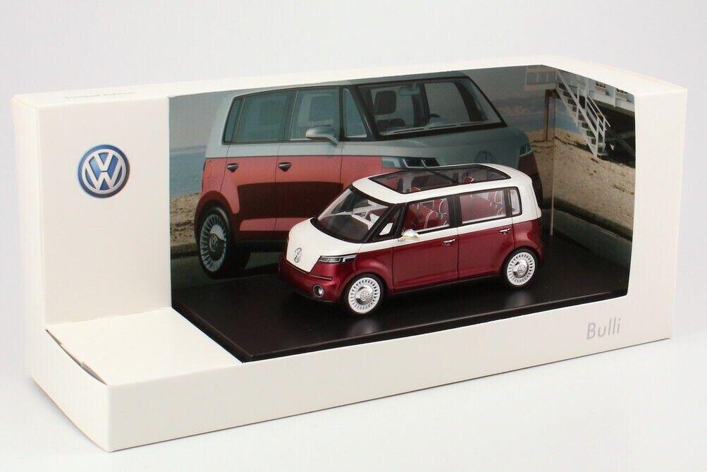 VW Bulli T5 T6 électrique T7 Concept Bus 1 43 Premium ClassiXXs (concessionnaire modèle)