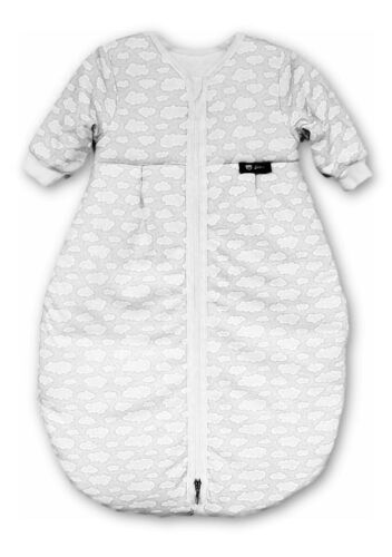 Alvi Schlafsack Babyschlafsack Mäxchen Thermo mit Arm Exclusiv