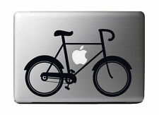 "Fixie Bicycle Vinyl Decal Sticker Skin for Apple 13"" MacBook Pro Air"