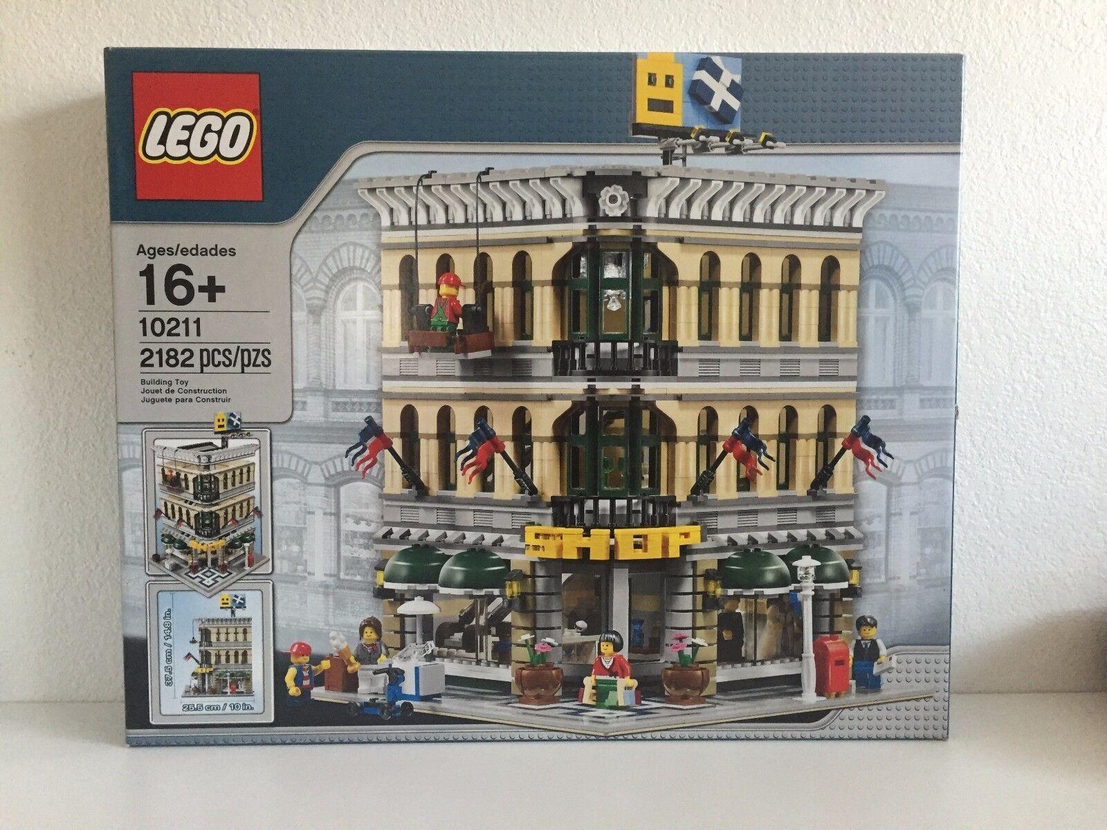 LEGO Creator Grand Emporium 10211 Nuovo Sealed Retirosso