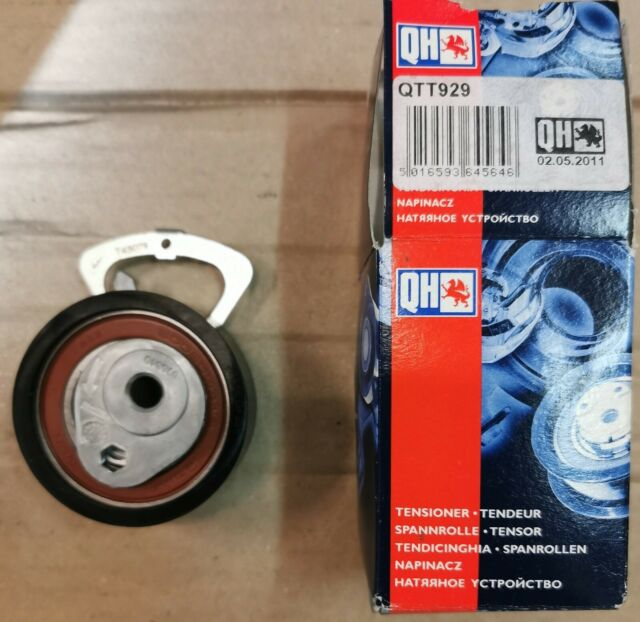 Courroie Crantée Poulie QH QTT929 pour Seat VW 1,4ltr. & 1,6ltr 16V Gates T43078