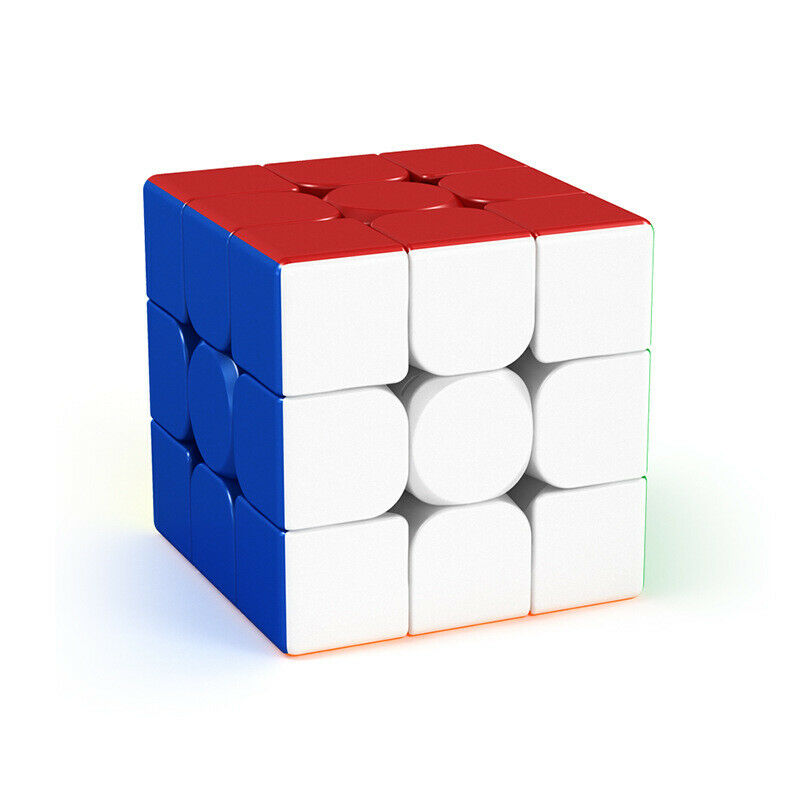 SUNMUCH Speed Cube 3x3 Smooth Magic Cube Puzzles wei/ß