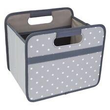 Meori ® 15l Grigio Box punti vassoio multifunzione per IKEA KALLAX EXPEDIT TRASPORTINO