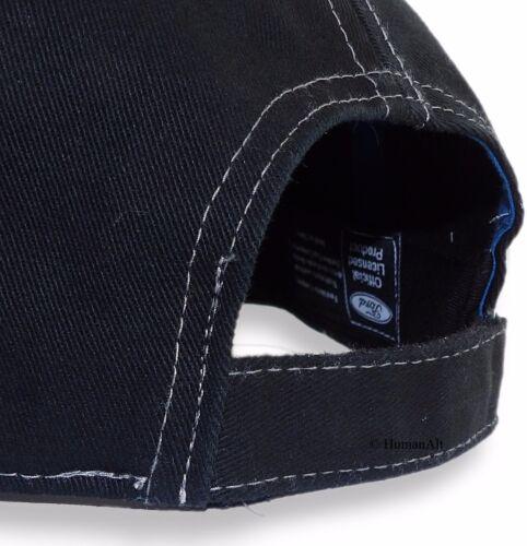 show original title Details about  /Ford whiskering patch black cotton hat