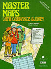 Master Maps with Ordnance Survey by Patricia Harrison, Steve Harrison (Hardback, 1990)