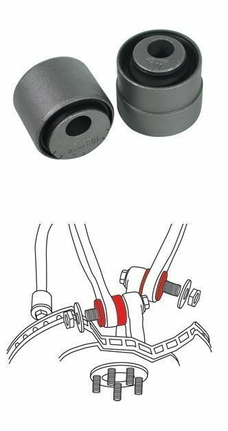 Specialty Products 66050 DODGE REAR CAMBER BUSHING