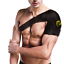 Shoulder-Brace-Rotator-Cuff-Compression-Support-Arm-Injury-Prevention-Sleeve-GYM thumbnail 9