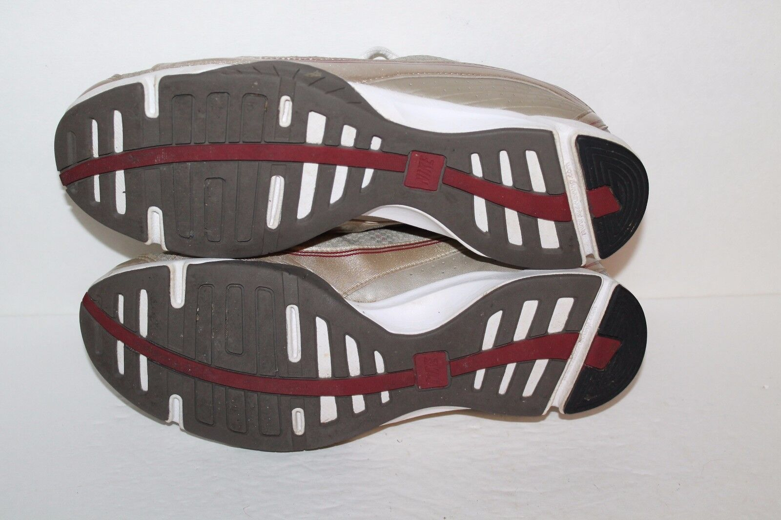 reputable site 1d75a 948cf ... Nike Running Shoes Trainers, Taupe Pewter Pink, Womens US Size Size