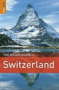 The Rough Guide to Switzerland, Teller, Matthew, Used; Good Book
