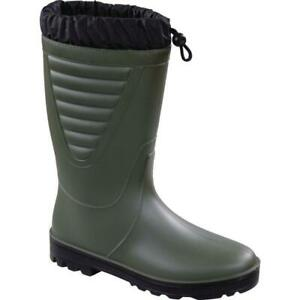 Heavy-Duty-Fur-Lined-Thermal-Wellington-Boots-Wellies-Winter-Warm-Work-Outdoor