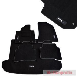 Tapis de coffre avec chargement pour Kia Sportage 4 IV Bj 2015