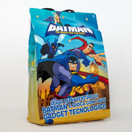 SHOPPER BUSTA SORPRESA REGALO BATMAN