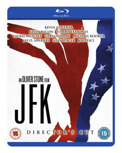 JFK-Director-039-s-Cut-Blu-ray-1991-Oliver-Stone-Kevin-Costner-Kennedy-Movie