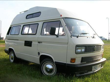 VW T25 CAMPER VAN WINDSCREEN **TOP TINTED ***