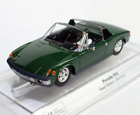Src Porsche 914 Street Version Iris Green 02002 Slot Car 1/32 on sale