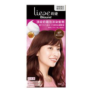 Image Is Loading Liese Blaune Kao An Premium Creamy Foam Hair