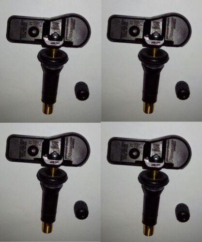 4x rdks presión neumáticos sensor presión neumáticos control Opel Renault Dacia original