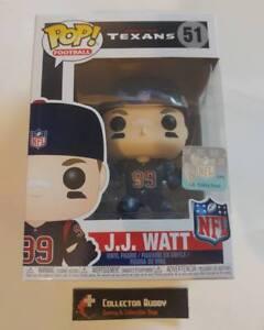 Funko-Pop-Football-51-J-J-JJ-Watt-Houston-Texans-NFL-Pop-Vinyl-Figure-FU31724