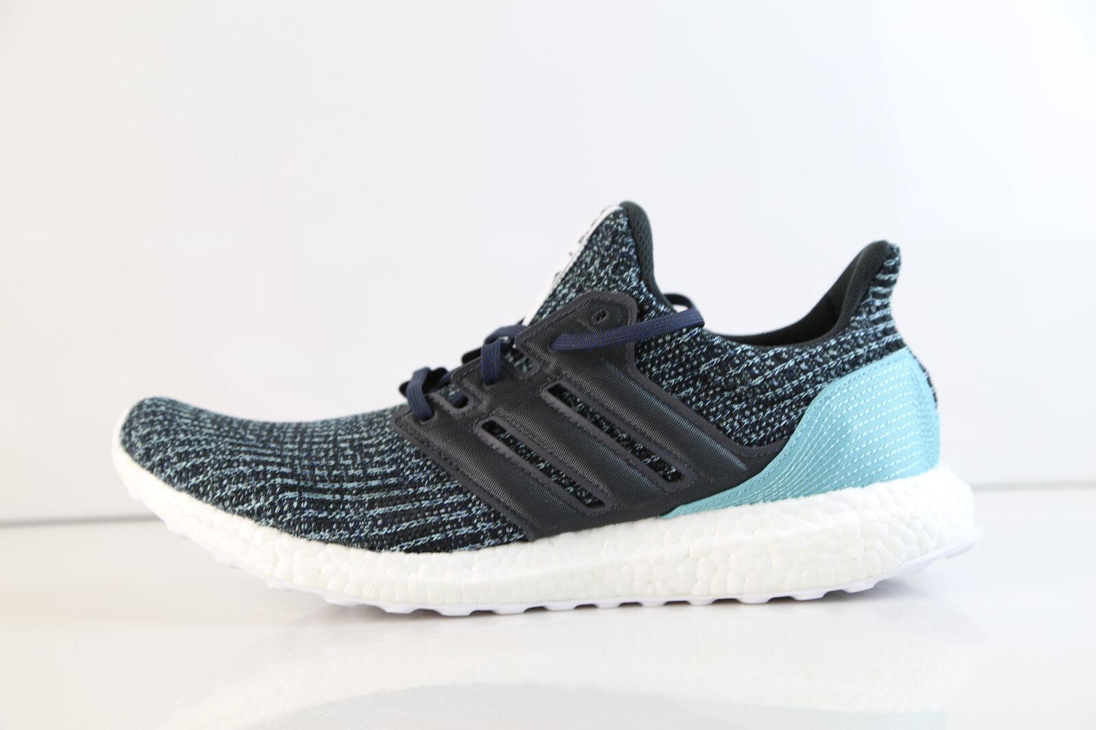 Adidas Adidas Adidas Parley Ocean Carbon Blau Ultraboost 4.0 CG3673 8-13 ultra boost 66ecd0