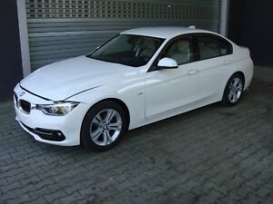 Bj 12.2017 BMW 320i Benzin Unfall 320 i 3er Limousine - Mamming, Deutschland - Bj 12.2017 BMW 320i Benzin Unfall 320 i 3er Limousine - Mamming, Deutschland