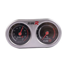 Car Indoor Outdoor Digital LCD Thermometer Hygrometer Temperature Humidity Meter