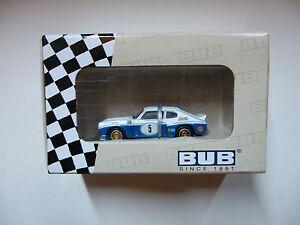 BUB Ford capri RS 3100 # 5 ETC 1974 1/87 eme NEUF édition 2008 1/1000p - France - État : Neuf: Objet neuf et intact, n'ayant jamais servi, non ouvert. Consulter l'annonce du vendeur pour avoir plus de détails. ... EAN: Non applicable - France