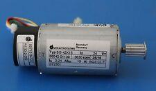 Bonndorf DUNKERMOTOREN BG42X15 BRUSHLESS DC MOTOR 24V 3630RPM W/Encoder&Gearhead