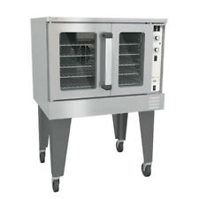 Central Exclusive By Southbend Single Stack Natural Gas Convection Oven