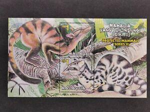 Malaysia-2000-protected-mammals-series-II-MS-MNH