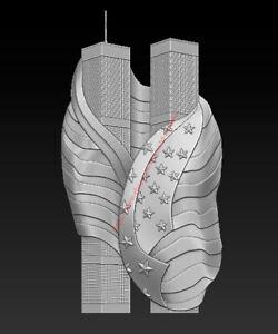 3D Model for CNC Router STL File Artcam Aspire Vcarve Wood Carving IS935