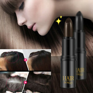 Lady-Temporary-Cosmetic-Cover-Your-Grey-White-Hair-Touch-Up-Hair-Color-Lipstick
