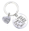 I Hope Your Day is As Nice As Your Butt Keychain Keyring Love You Gift Her//Him
