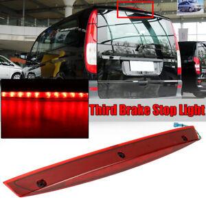 12V-LED-3RD-Troisieme-Frein-Stop-Feu-Arriere-Lampe-Pour-Mercedes-Vito-Viano-W639