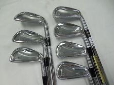 New Mizuno MP H4 Iron set 4-PW KBS Tour - Stiff flex steel MPh4 Irons