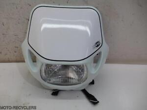 07 Wr450f Wr450 Wr 450 Headlight Acerbis Universal Light
