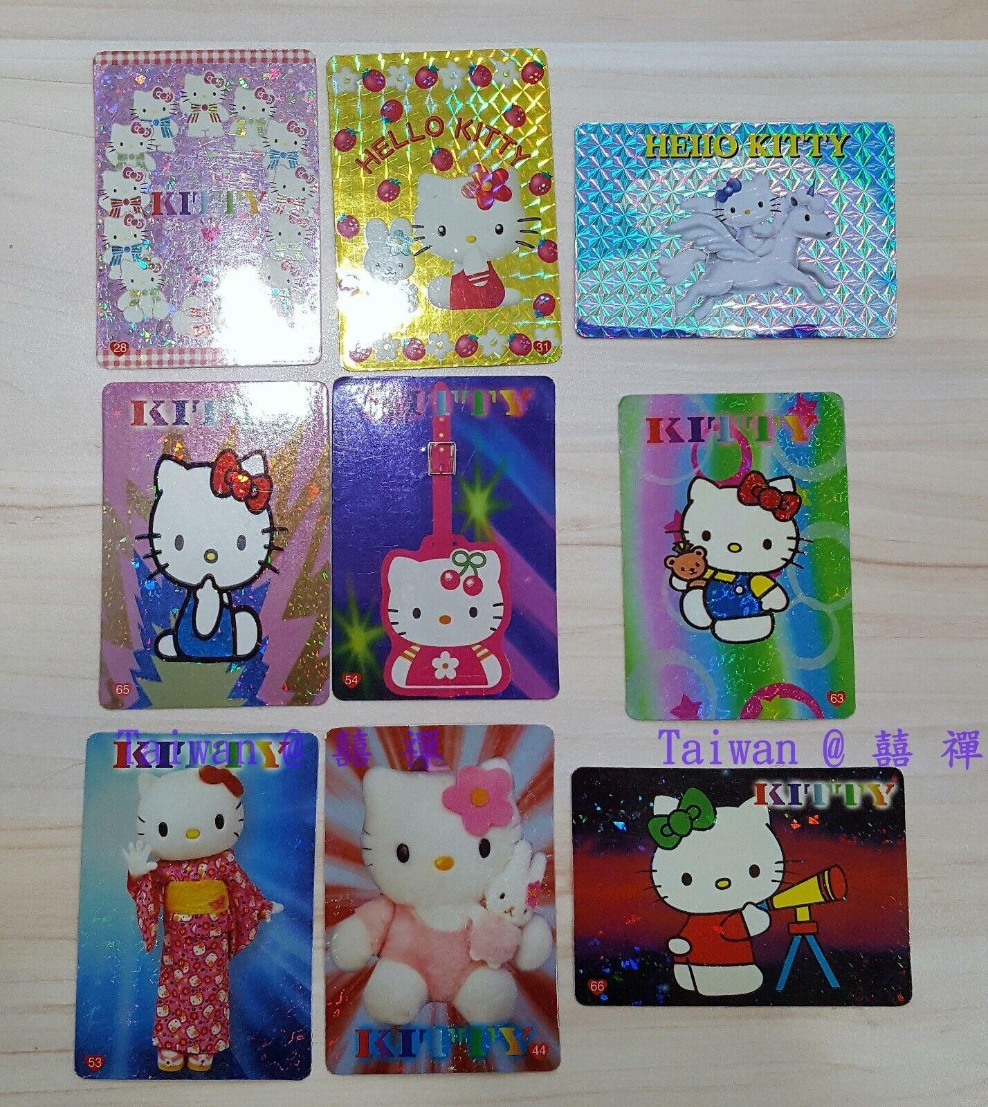 Hello Kitty spel bilddass, Adali tillverkad i Taiwan.