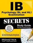 IB Psychology (SL and Hl) Examination Secrets Study Guide: IB Test Review for the International Baccalaureate Diploma Programme by Mometrix Media LLC (Paperback / softback, 2016)