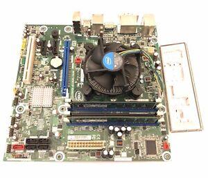 Intel-DQ57TM-LGA-1156-Douille-H-Carte-Mere-avec-i5-650-CPU-4GB-DDR3-RAM