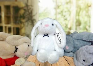 Personalised-Cheerful-Long-Eared-Bunny-Plush-Toy-Boy-Girl