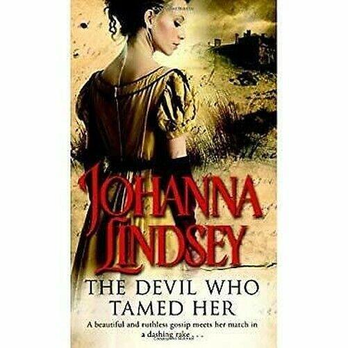 The Devil Who Gezähmt Her Taschenbuch Johanna Lindsey