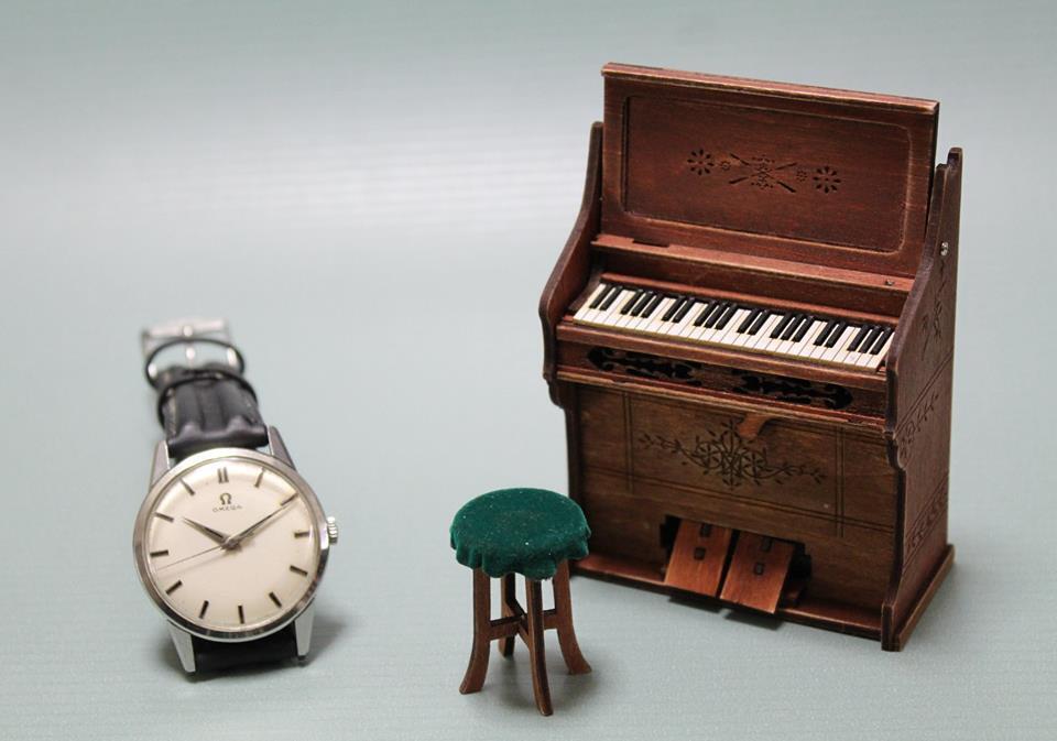 ASUNAROW model 1 12 Antique organ C